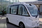 TARTA to experiment with self-driving shuttle bus